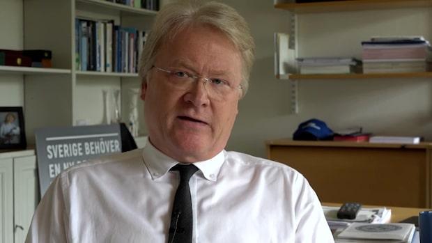 """Lars Adaktusson: """"Jag är definitivt inte felfri"""""""