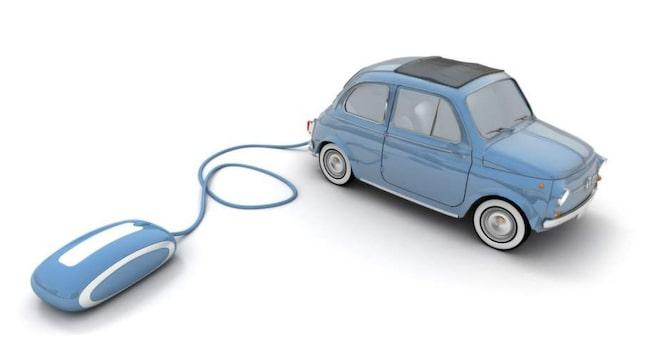 E-handel kan snart vara en faktor när man köper och säljer bilar.