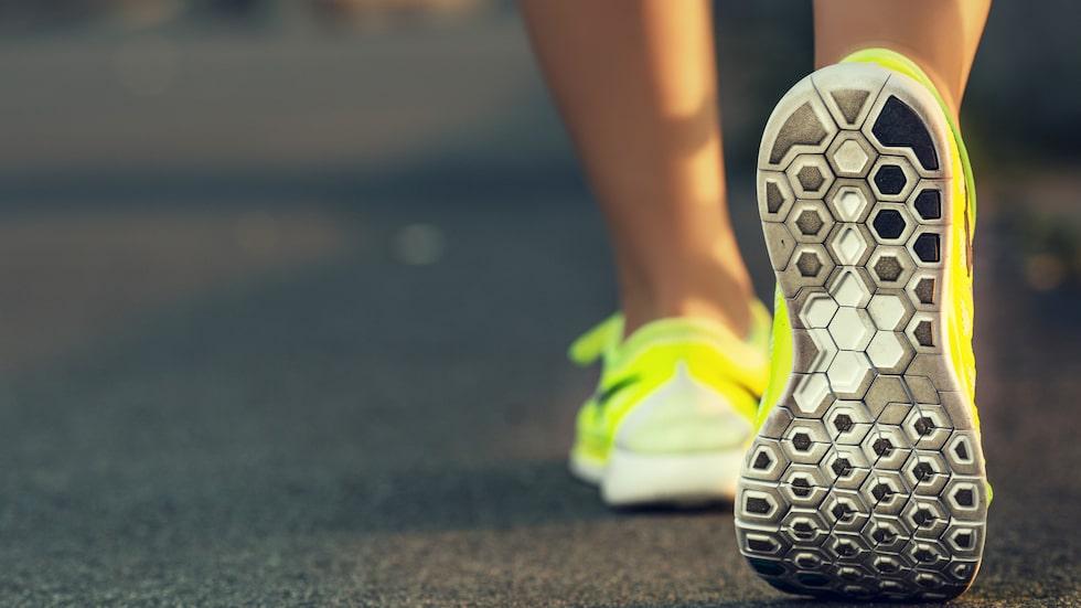 En promenad är bra för både själ och kropp.
