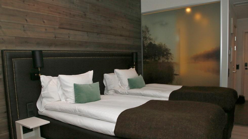 Dubbelrum på Marholmen Hotell kostar från 1 195 kronor.