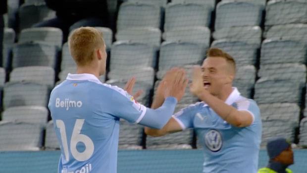 Höjdpunkter: Malmö FF–IFK Göteborg