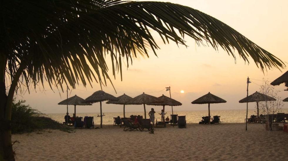Det är stranden som är den främsta attraktionen på Phu Quoc.