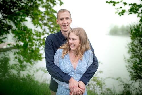 1 år som gifta!
