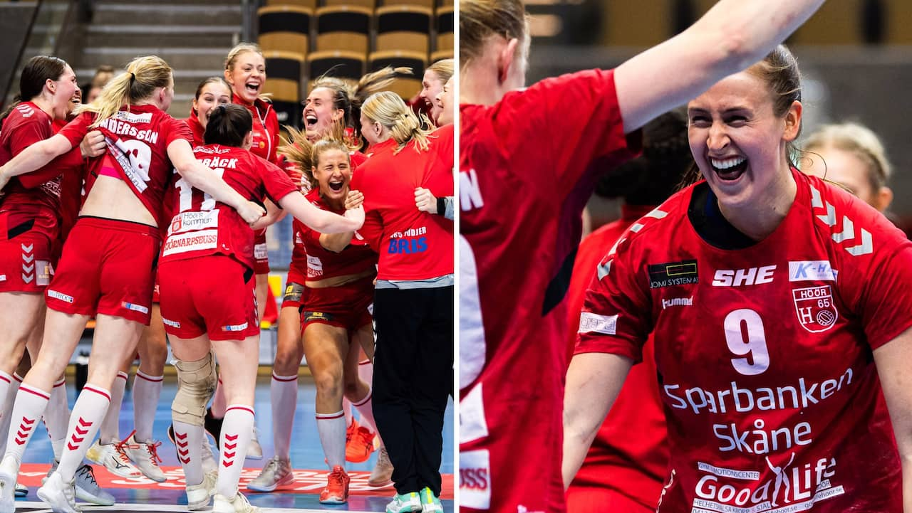 H65 Höör till SM-final – Sävehofs svit bruten