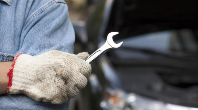 FUSK VANLIGT. Motormännen underkänner fem granskade oberoende bilverkstäder.