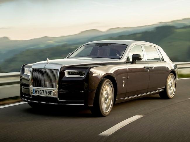 Reuben Singh har precis köpt tre nya exemplar av Rolls-Royce Phantom, som kostar från 4,3 miljoner styck.