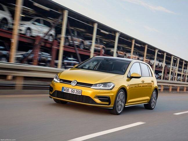 VW Golf – den populäraste bilmodellen bland privatleasingkunder 2018.
