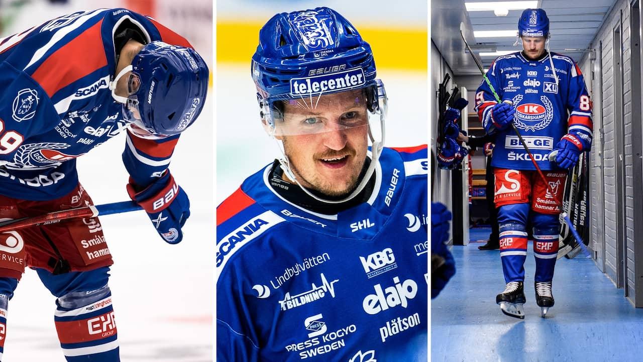 """Patrik Karlkvist gör SHL-succé i Oskarshamn: """"Fantastiska kvalitéer"""""""