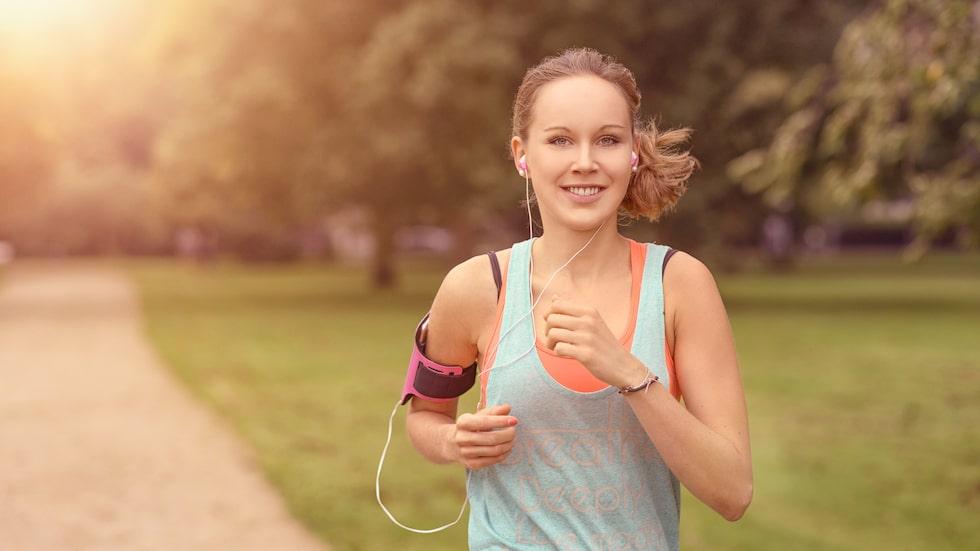 Löpning är ett fantastiskt sätt att hålla både kropp och knopp i trim.