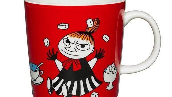 Lilla My är inte rädd för någonting. Hon blir snabbt väldigt arg, men är glad och vänlig. Design: Tove Slotte-Elevant.