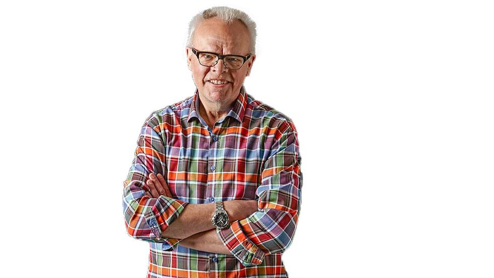 Håkan Larsson är bloggare, expert och vinskribent hos Allt om Vin.