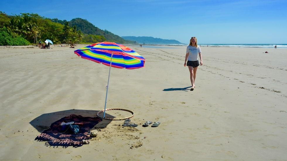 Playa Hermosa i Puntarenas är en av de bästa surfstränderna för proffsen.