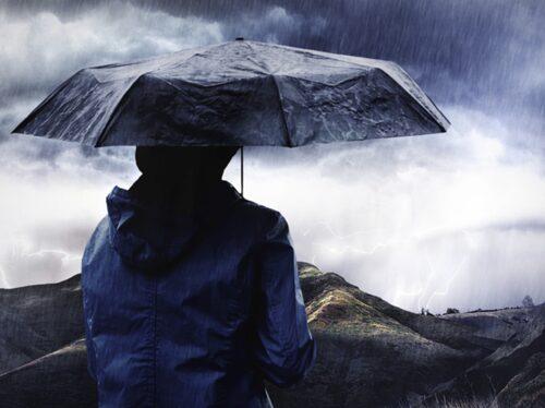 Tyska studier har visat att 60 procent av befolkningen är känsliga för väderomställningar.