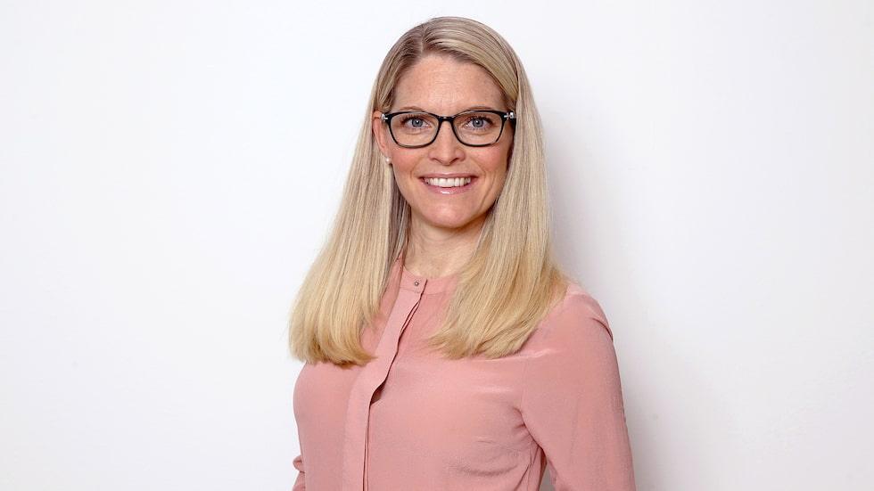 Sofia Antonsson, dietist, reder ut.
