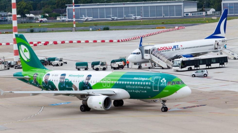 Aer Lingus toppar listan över lågprisbolag.