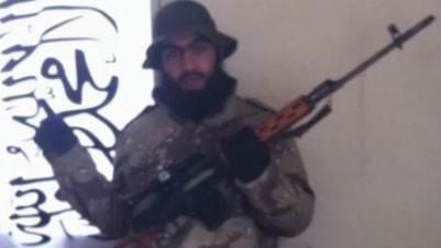 Dömd terrorist attackerade personal inne i fängelset