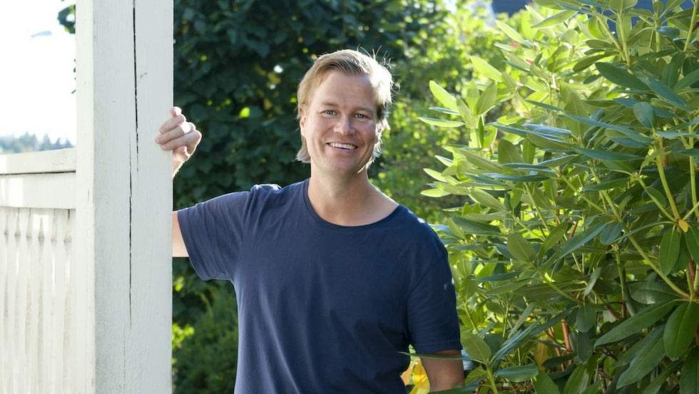 """""""5:2 passar mig perfekt. Jag gillar utmaningen som fastan ger och friheten att äta vad man känner för de andra dagarna"""" berättar Niclas Brunnegård, 39, från Borås som gick ner 9 kilo."""