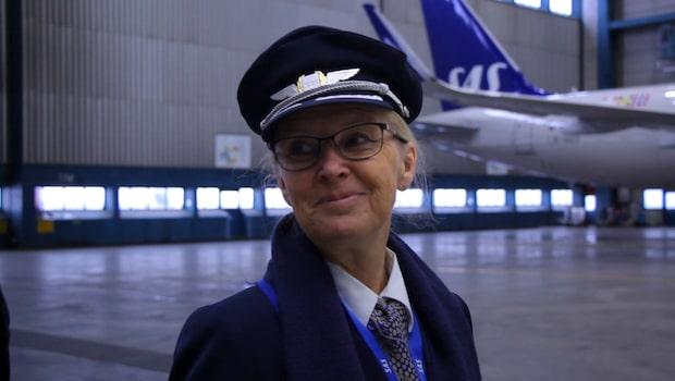 Flygkapten Anna Sundberg svarar på allt du inte vågat fråga