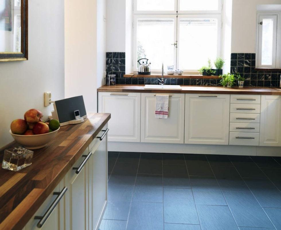 Klinker är ett otroligt lättskött och hållbart golv. Det är tåligt och det krävs nästan ingenting för att hålla ytan hel och ren.