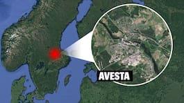 Barn allvarligt skadat efter drunkningstillbud i Avesta