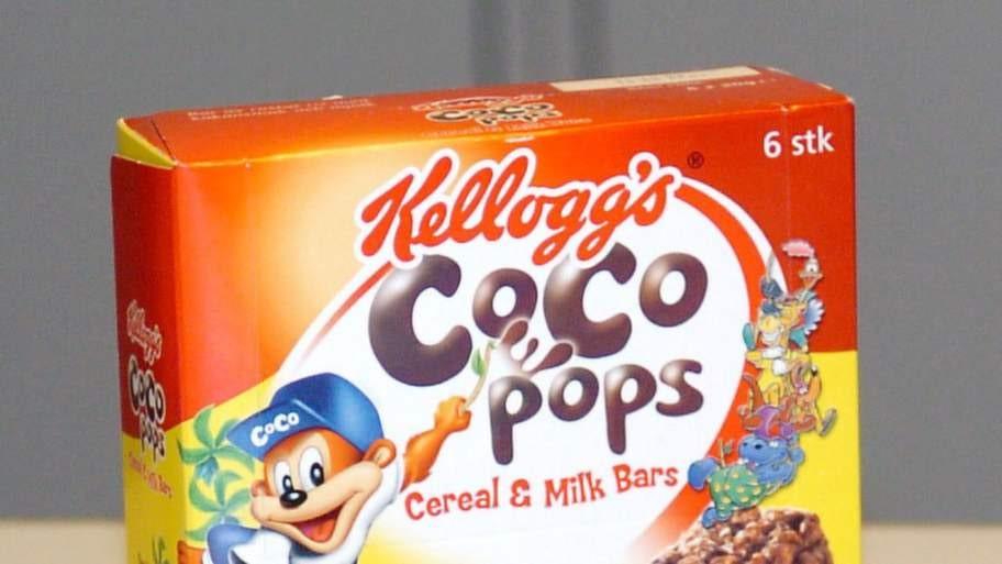 Gillar du Coco pops är det max 70 gram som gäller.