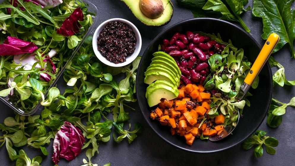 Växtbaserad kost, blir man verkligen mätt på det?