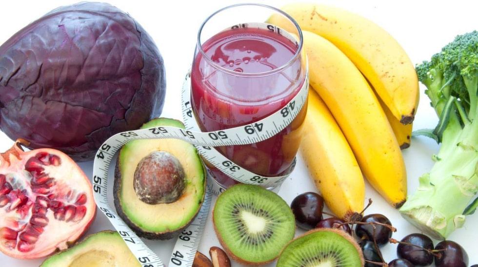 Vitaminbomb. Ät raw-food kost om du vill gå ner i vikt eller stärka hälsan ytterligare.