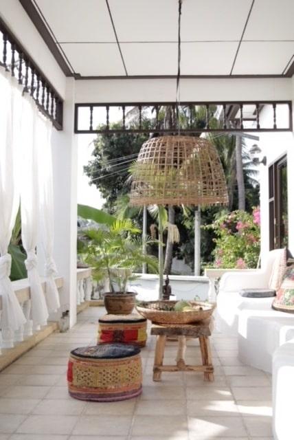 Susanna Zacke har gjort Thailandshuset till en asiatisk dröm.