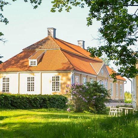 Engelholm Säteri i Östergötland.