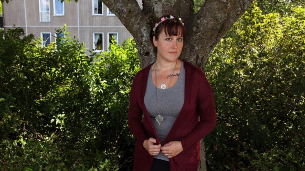 Som vuxen fick Toni Wincent diagnosen adhd. Nu är hon egenföretagare inom personlig utveckling.