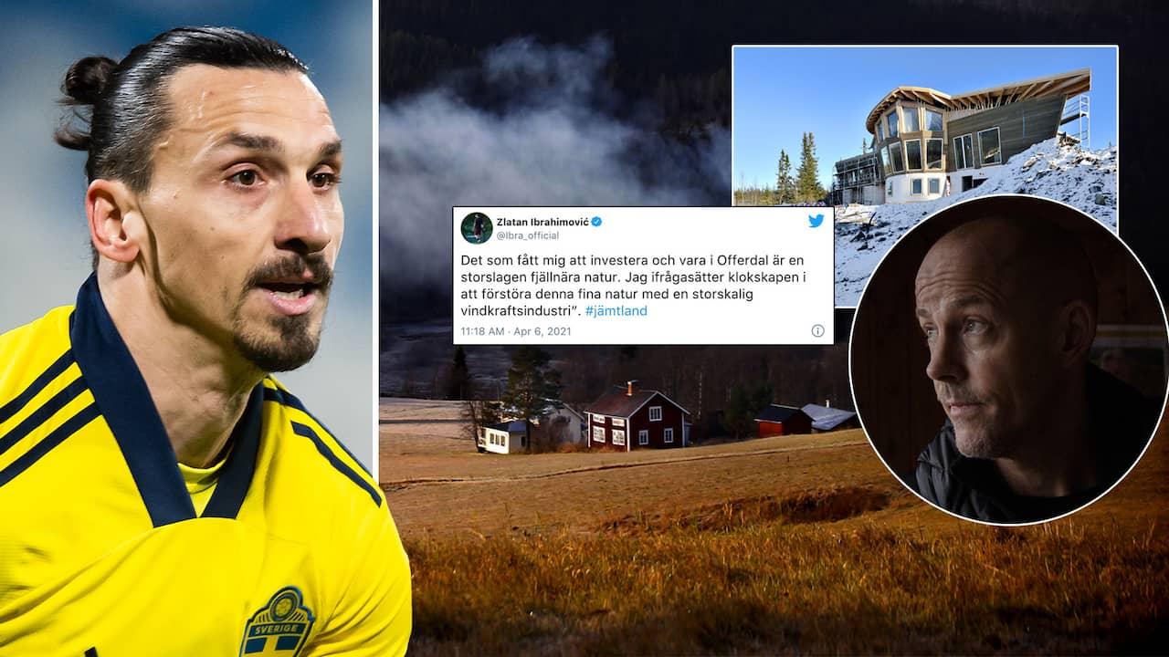 Lokala konflikten bakom Zlatans oväntade utspel