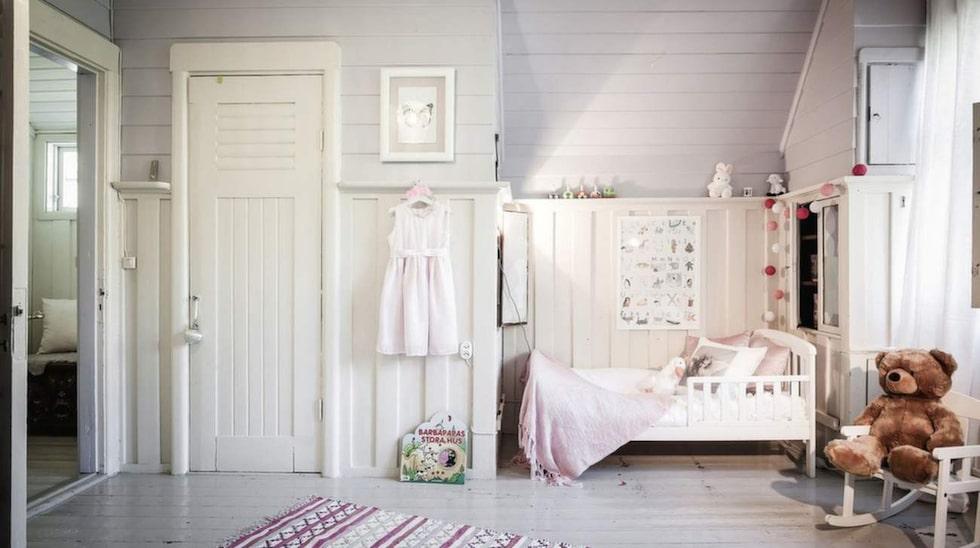 Ett annat sovrum.