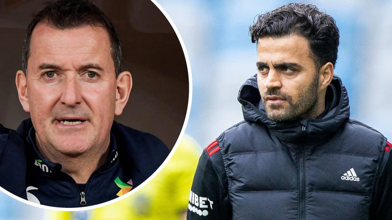 AVSLÖJAR: Östersunds FK på väg att sparka sin tränare