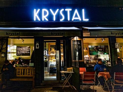 Prag möter Paris på Krystal.