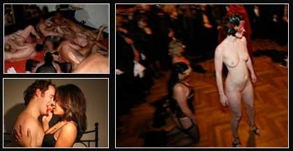 Sexfest. Nätverket Lustkammaren anordnar träffar för sina 600 medlemmar där man kan umgås och ha sex tillsammans. OBS: Personen på bilden är inte Mia.