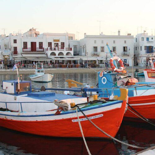Mykonos är en samlingsplats för världens jetset och kändisar.