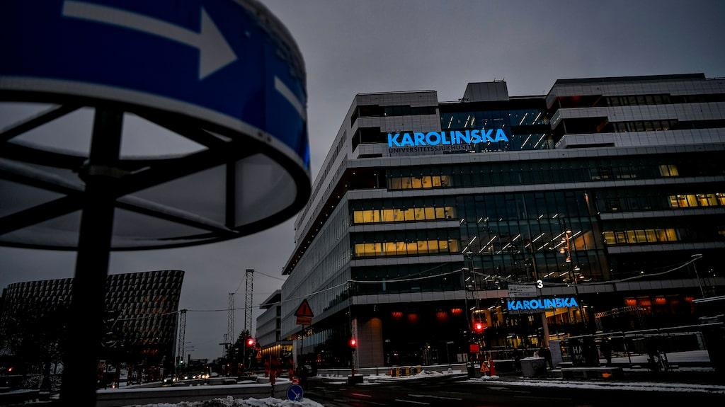 Nya Karolinska sjukhuset är prisnominerat som bästa vårdbyggnad.