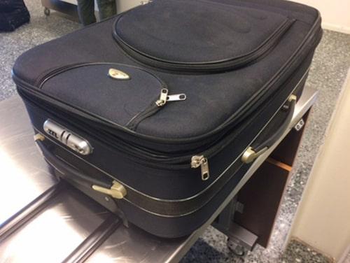 Ha koll på flygbolagest bagageregler.