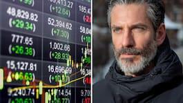 Jens Lapidus om sina snabba cash på börsen