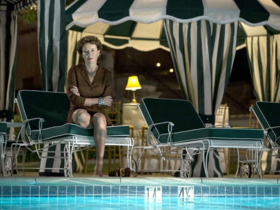 """""""Saving Mr Banks"""". I filmen bor P L Travers (författare till Mary Poppins, spelad av Emma Thompson) på The Beverly Hills Hotel, men inspelningen ägde rum på The Langham Huntington Pasadena."""