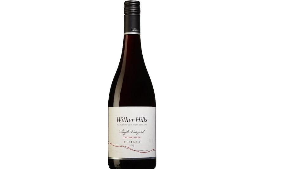 Här är en röd flaska som Håkan Larsson tipsar om.