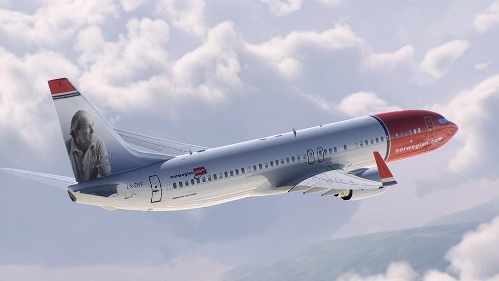 Flygbolaget Norwegian har sin egen bank: Norwegian Bank