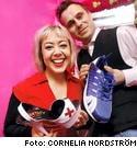 SKREV BOKEN. Senaste trenden inom fetischism är gymapalooken. Många tänder på sportiga skor, berättar Anna Bäsén, medicinreporter på Expressen som tillsammans med forskaren Niklas Långström skrivit boken Pervers? Om sex utöver det vanliga