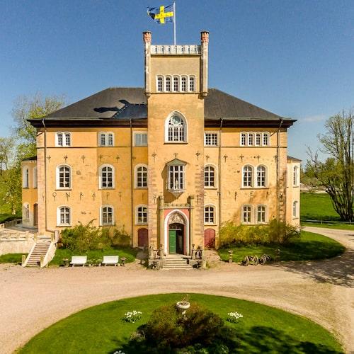 Börstorp Slott i Mariestad.
