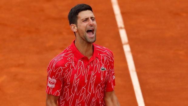 Novak Djokovic smittad av coronaviruset efter utskälld turnering