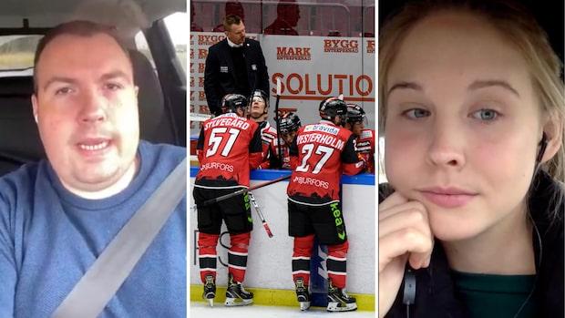 """Hockeyjuryn: """"Det ser riktigt illa ut"""""""
