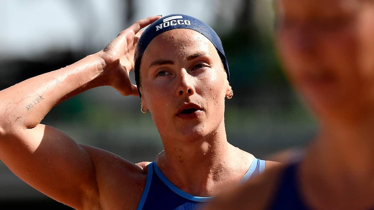 Raderade ut Sarah Sjöströms rekord