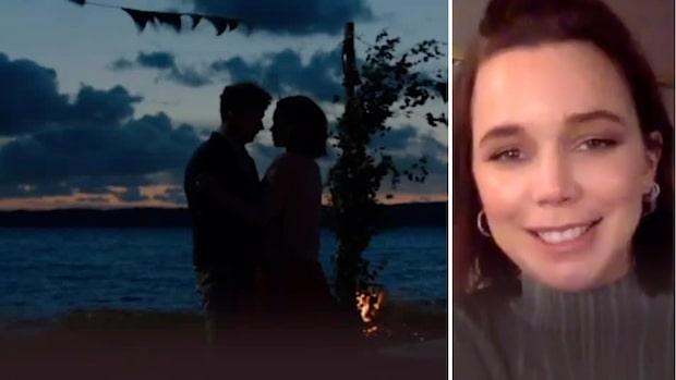 """Hedda Stiernstedt om att spela in sista """"Vår tid är nu"""""""