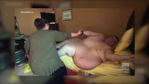 Robert, 41, gick ner 160 kilo – dog några veckor senare