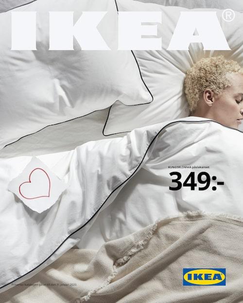 Ikea vill inspirera till en nystart med fokus på god sömn i nya katalogen.